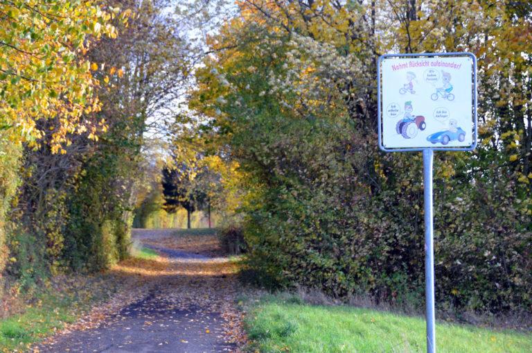 Aartalradweg Flacht