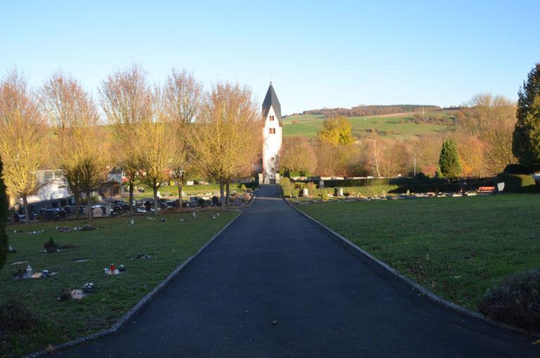 Friedhof Flacht