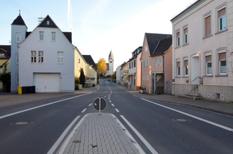 Hauptstraße Flacht