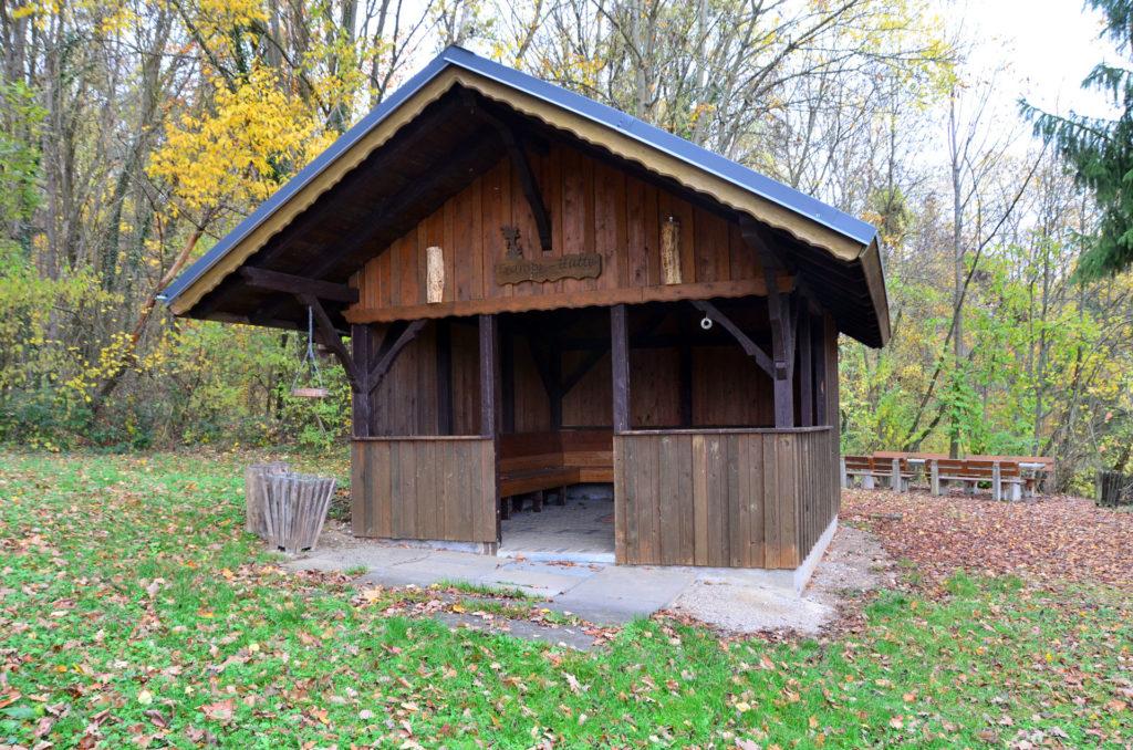 Tramps-Hütte